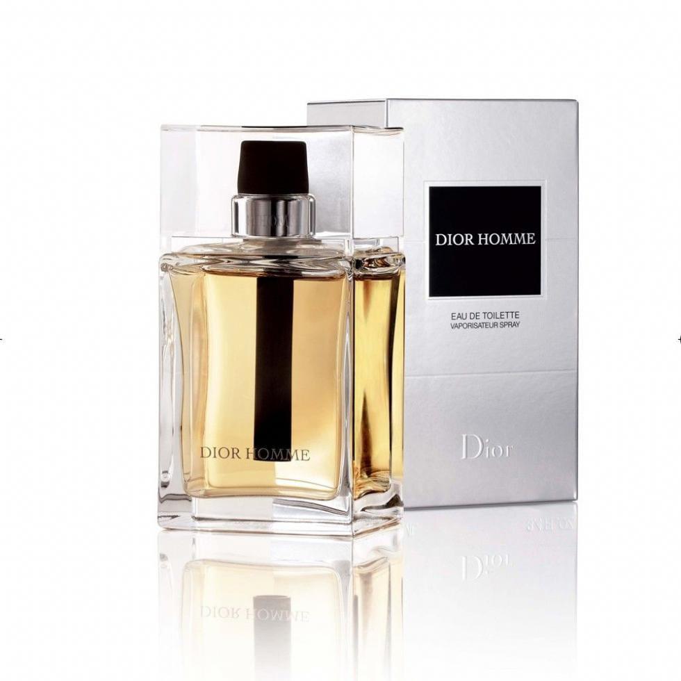 Christian Dior Homme Eau Men's 3.4-ounce Eau de Toilette ...