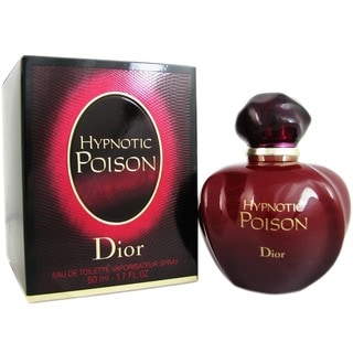 Christian Dior Hypnotic Poison Women's 1.7-ounce Eau de Toilette Spray