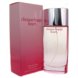 Clinique Happy Heart Women's 3.4-ounce Perfume