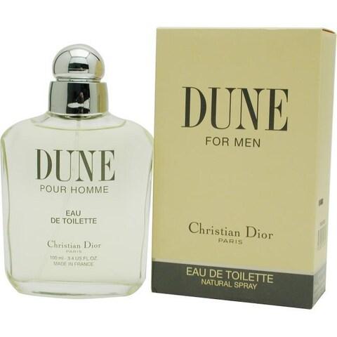 Christian Dior Dune Homme Men's 3.3-ounce Eau de Toilette Spray