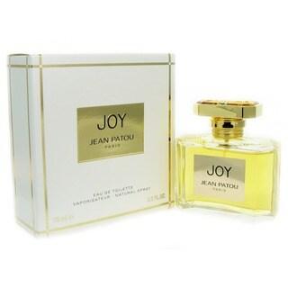 Jean Patou Joy Women's 2.5-ounce Eau de Toilette Spray