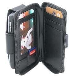 INSTEN Wallet Phone Case Cover/ Screen Protector for Apple iPhone 4