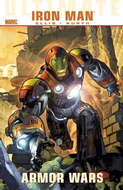 Armor Wars: Iron Man (Paperback)