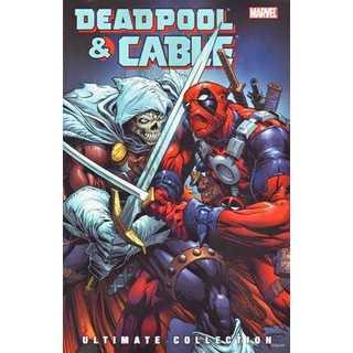 Deadpool & Cable Ultimate Collection 3 (Paperback)