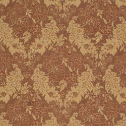 Safavieh Courtyard Divine Red/ Natural Indoor/ Outdoor Rug (6'7 x 9'6) - Thumbnail 2