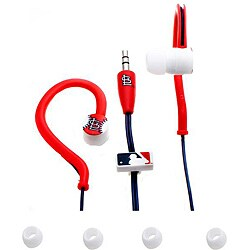 Nemo Digital MLB St. Louis Cardinals Jogger Headphones (Pack of 12)