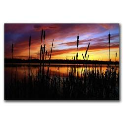 CATeyes 'Principles' Gallery-wrapped Canvas Art - Thumbnail 2