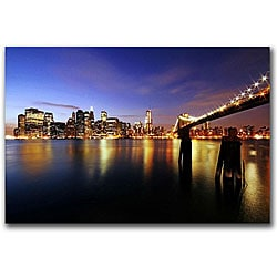 CATeyes 'That's the Way It Is' Gallery-wrapped Canvas Art