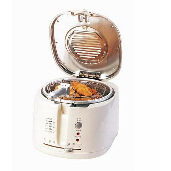 Eware 3K043 Cool-touch 2.5-liter Electric Deep Fryer