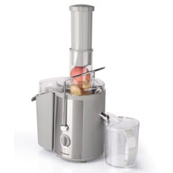 EWare EW-8K129-Gray 700-watt Grey Juice Extractor - Thumbnail 1