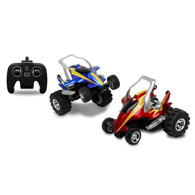 Blue Hat Wireless Remote Control Street Savage All-terrain Stunt Car