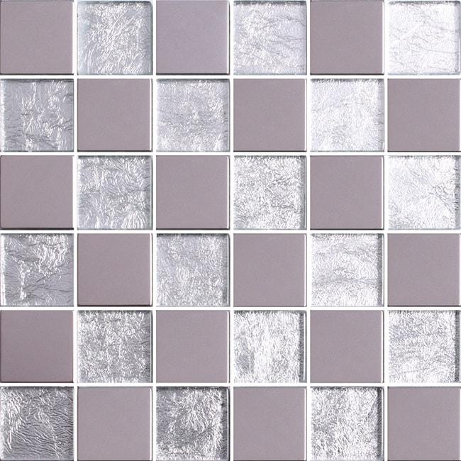 Trend Foil Mosaic Tiles I-443 (Pack of 11)
