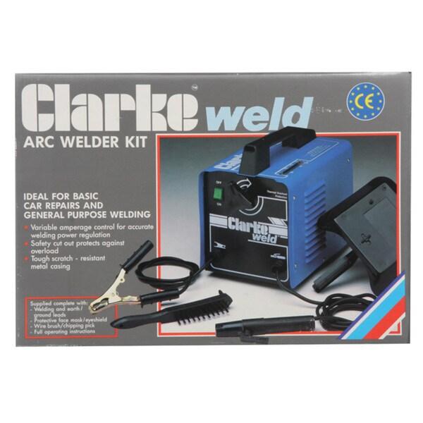 Clarke WE6490 95E Arc Welder