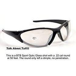 Be the Ball Matte Black BTB 500 Sport Sunglasses - Thumbnail 1