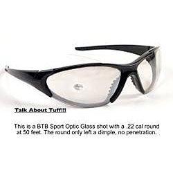 Be the Ball Matte Black BTB 110 Sport Sunglasses