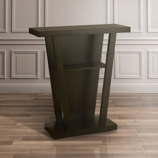Furniture of America Taree Red Cocoa Occasional Table