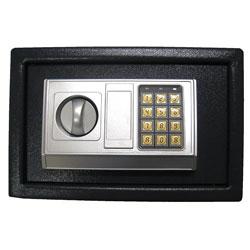 Blue Electronic Digital Jewlery Safe Box