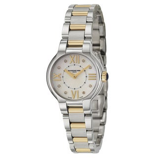 Raymond Weil Women's 5927-SPS-00995 Noemia Two Tone Diamond Stainless Steel Watch