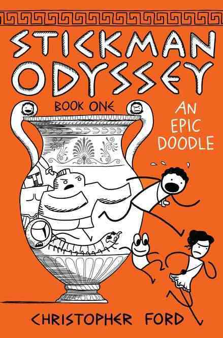 Stickman Odyssey 1: An Epic Doodle (Hardcover)