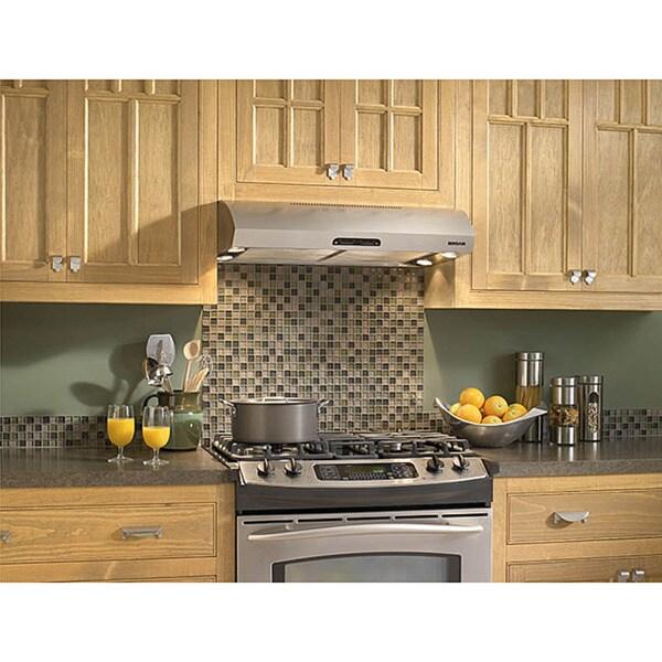 Broan Evolution 2 Series 30 Inch Stainless Steel Under Cabinet Range Hood