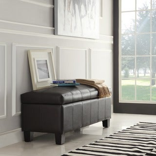 Florenville Storage Ottoman by iNSPIRE Q Classic