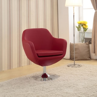 Toledo Swivel Bicast Leather Chair
