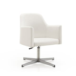 Neon White Adjustable Chair