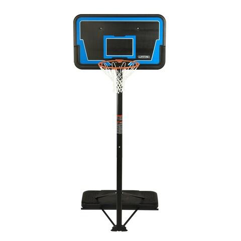 Lifetime Streamline 44-inch Wide Portable Basketball System
