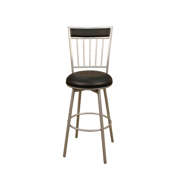 Luna 24 inch swivel counter stool free shipping today for 24 inch bar stools