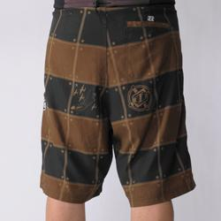 Jet Pilot Men's Neoprene-Lined Board Shorts