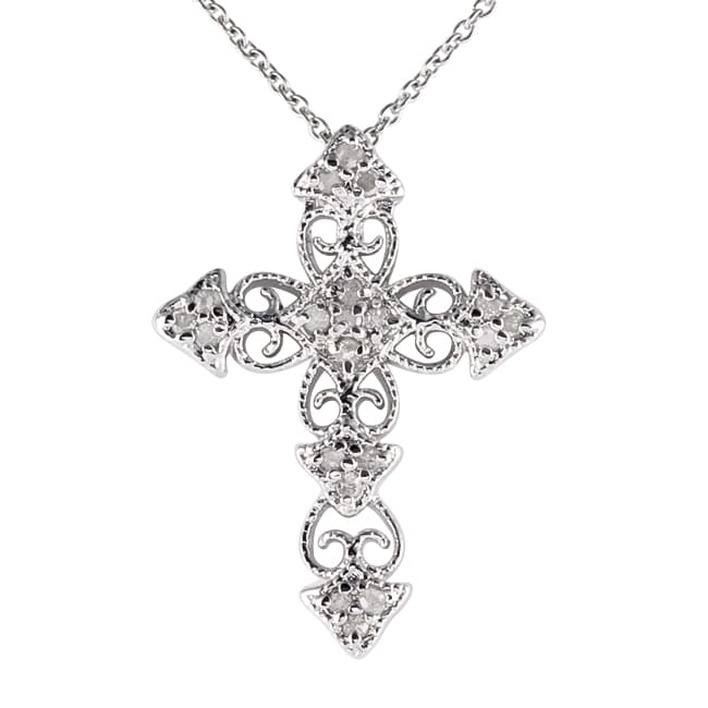 chain uk necklace on co sterling boxed amazon silver dp gift cross size jewellery pendant