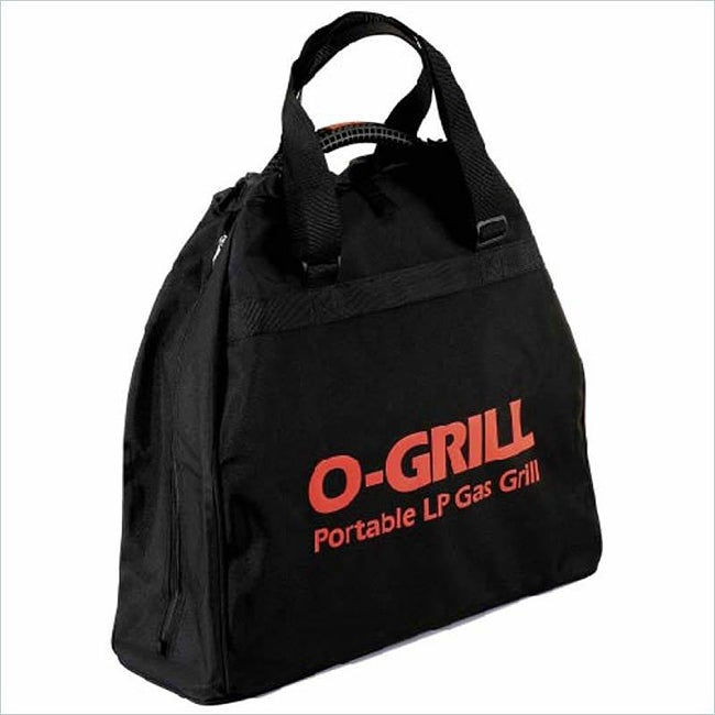 O-Grill 3000 Carry-O Black Nylon Bag