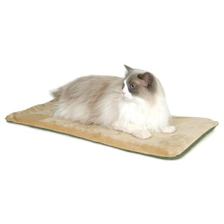 K&H 13x25-inch Thermo Pet Mat (Option: Sage)