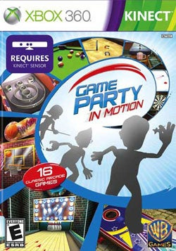 Xbox 360 - Game Party: In Motion
