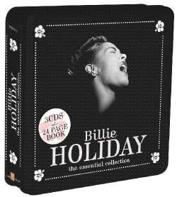 BILLIE HOLIDAY - ESSENTIAL COLLECTION