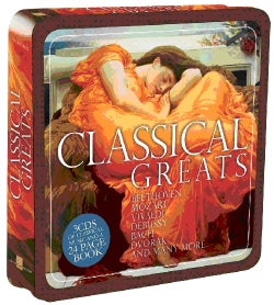 CLASSICAL GREATS - CLASSICAL GREATS