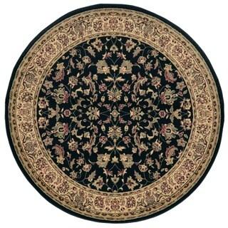 Admire Home Living Caroline Sarouk Oriental Rug (5'3 Round)