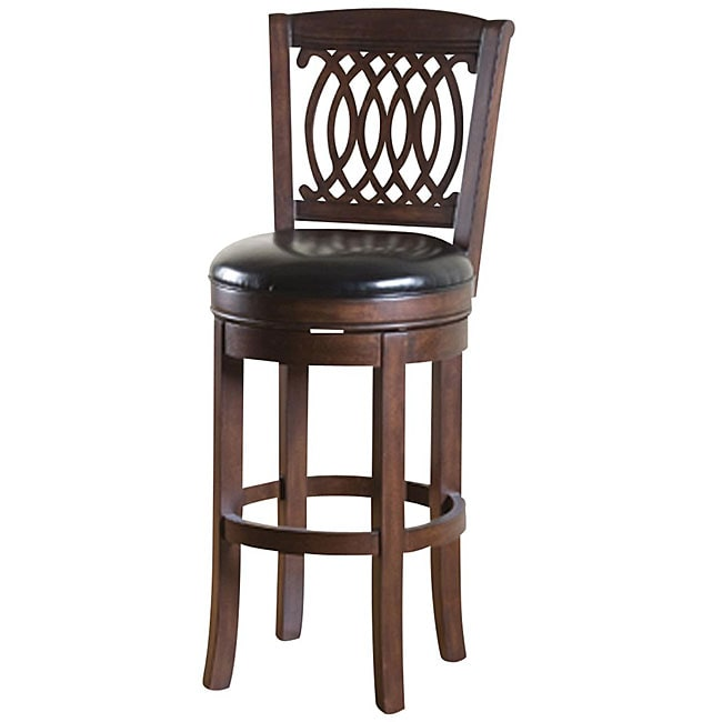 Rollins 24 inch Swivel Counter Stool Free Shipping Today  : Rollins 24 inch Swivel Counter Stool L12985942 from www.overstock.com size 650 x 650 jpeg 17kB