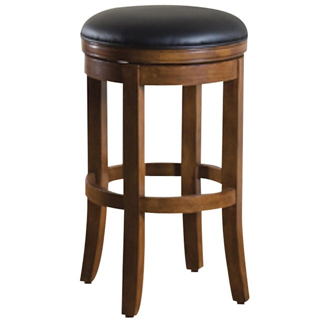 Shop Salem 30 Inch Swivel Bar Stool Free Shipping Today