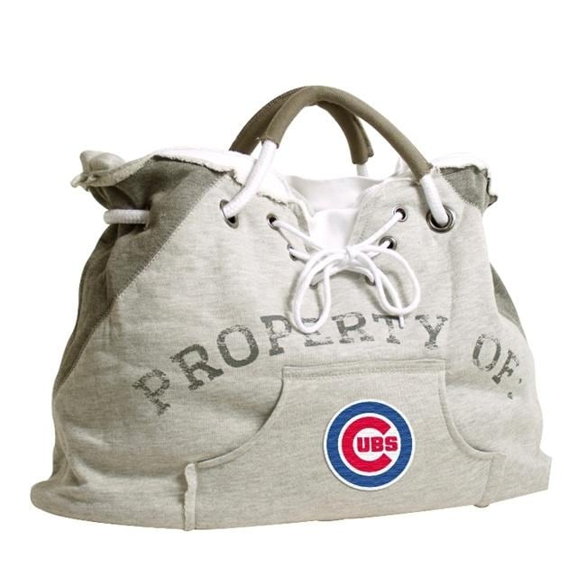 Chicago Cubs Hoodie Tote