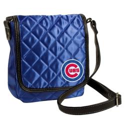 Chicago Cubs Quilted Purse - Thumbnail 1