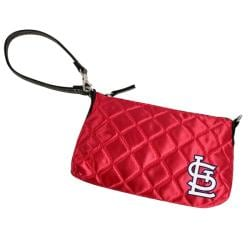 St. Louis Cardinals Quilted Wristlet