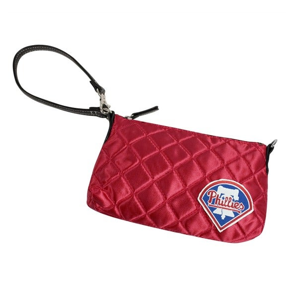 Philadelphia Phillies Quilted Wristlet