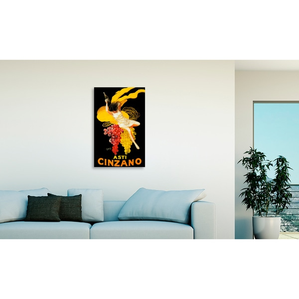 Gallery Direct 'Cinzano' Canvas Art