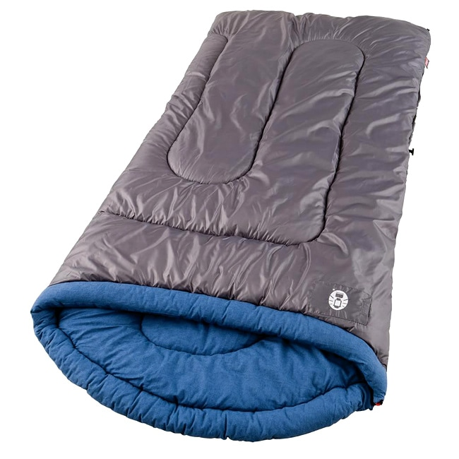1df85506dd1 Shop White Water Cool Weather Large Scoop Sleeping Bag - Free Shipping  Today - Overstock - 5141412
