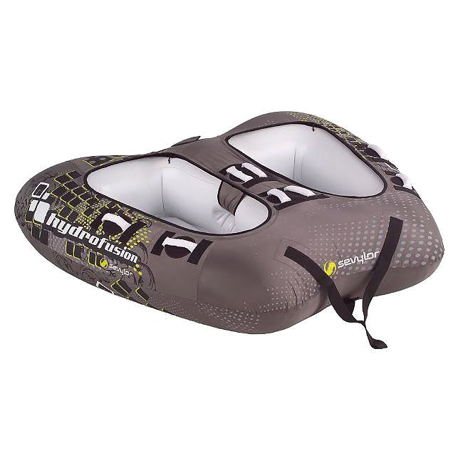 Hydrofusion Inflatable Towable Convertible Two-person PVC/Nylon Raft