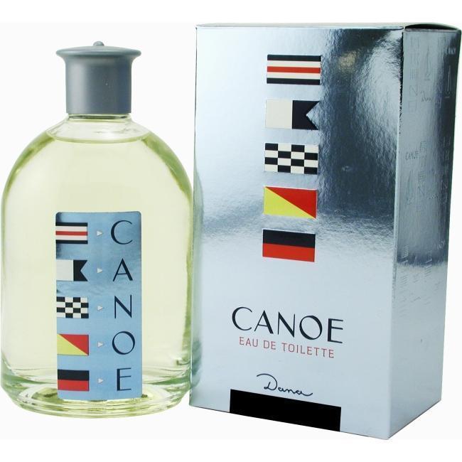Dana Canoe' Men's 2-ounce Eau De Toilette Spray, Yellow l...