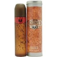 Cuba Red Men's 3.4-ounce Eau de Toilette Spray