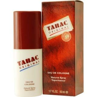 Maurer & Wirtz Tabac Original Men's 1.7-ounce Eau de Cologne Spray
