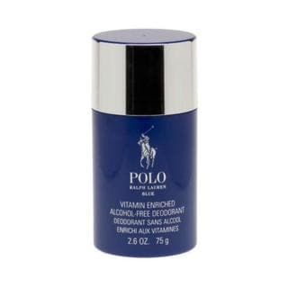 Ralph Lauren Polo Blue Men's 2.6-ounce Deodorant Stick Alcohol Free